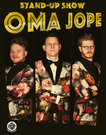 Stand-up show OMA JOPE / HOMEBOY